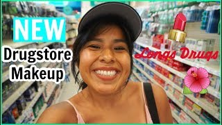 Come Shop With Me: NEW DRUGSTORE MAKEUP at LONGS DRUGS in Hawaii