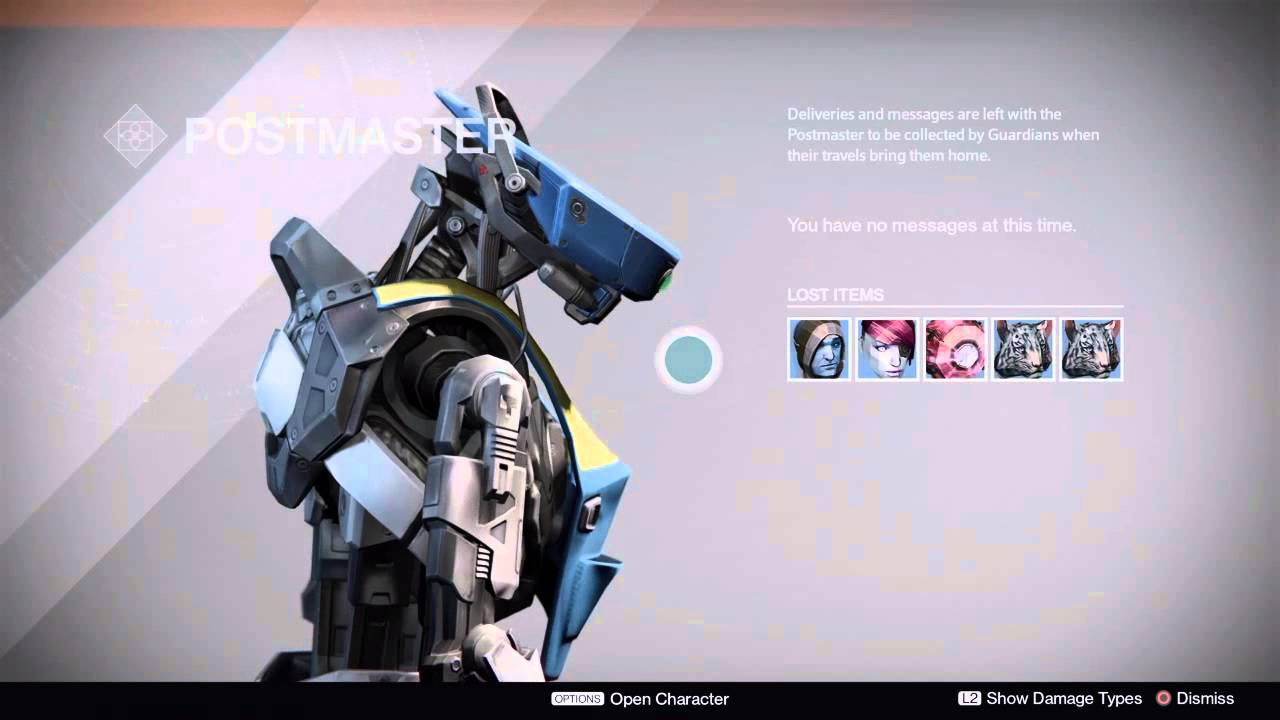 Destiny - 10 'Gifts of the Lost' OPENING!!! - YouTube