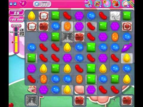 Candy Crush 285 - no booster