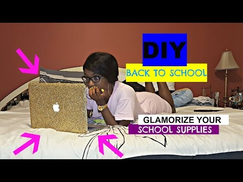 BACK TO SCHOOL | DIY Affordable Tumblr Inspired Custom Laptop Case