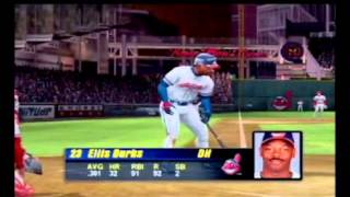 Swingin my Wood Around on Twitch In MVP Baseball 2003 - 1 / 2