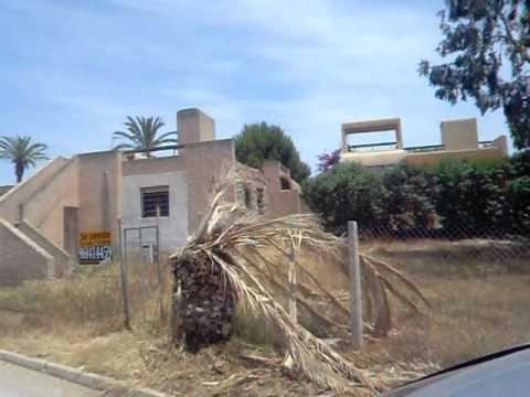 Casas en venta en la costa de almeria cerca la playa youtube for Inmobiliarias de almeria