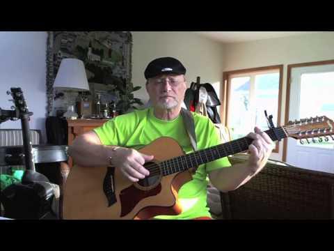 973 - Wonderful Tonight - Eric Clapton cover with chords and lyrics