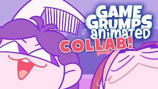 GAME GRUMPS without CONTEXT - Animated Collab (Part 1)