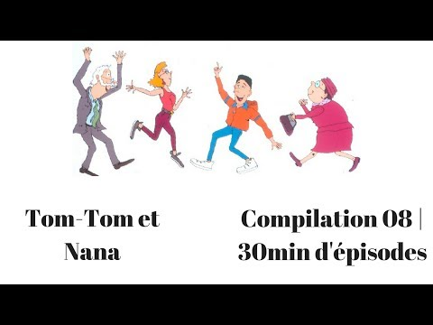 Tom-Tom et Nana - Compilation 08 | 30min d'épisodes