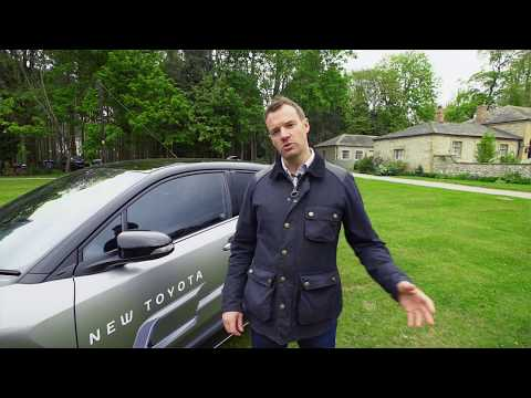 Toyota C-HR SUV review - Hodgson Toyota