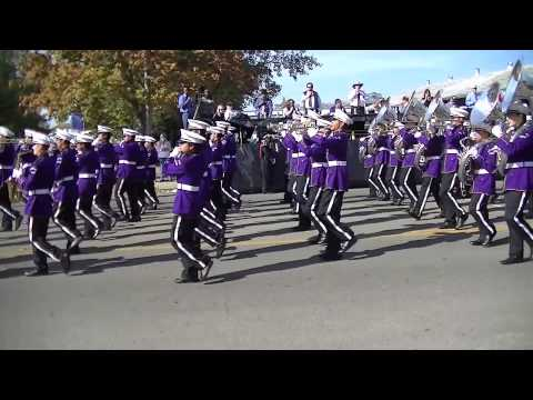 Archbishop Riordan High School Marching Band 2013 Lodi Grape Bowl Classic Band Review