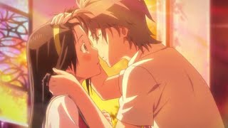 Hymn for the weekend_ AMV_Coldplay_Kisses of several couples