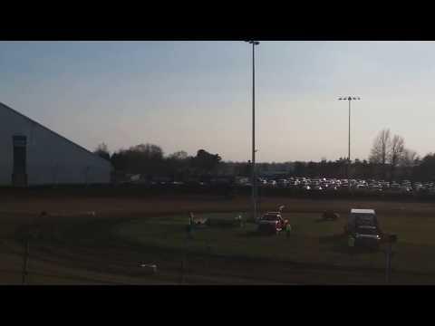 Dave Darland Qualifying  Kokomo Speedway
