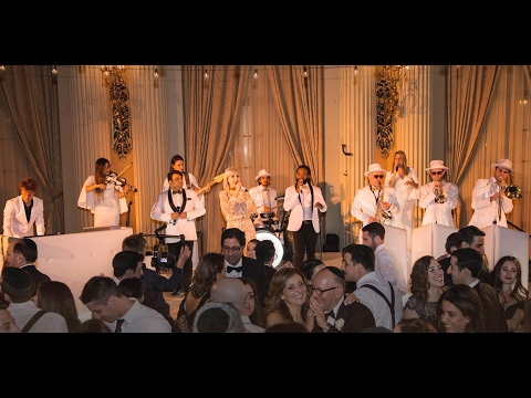 ELI's BAND - Cheap Thrills top 40 | High Energy Wedding Band