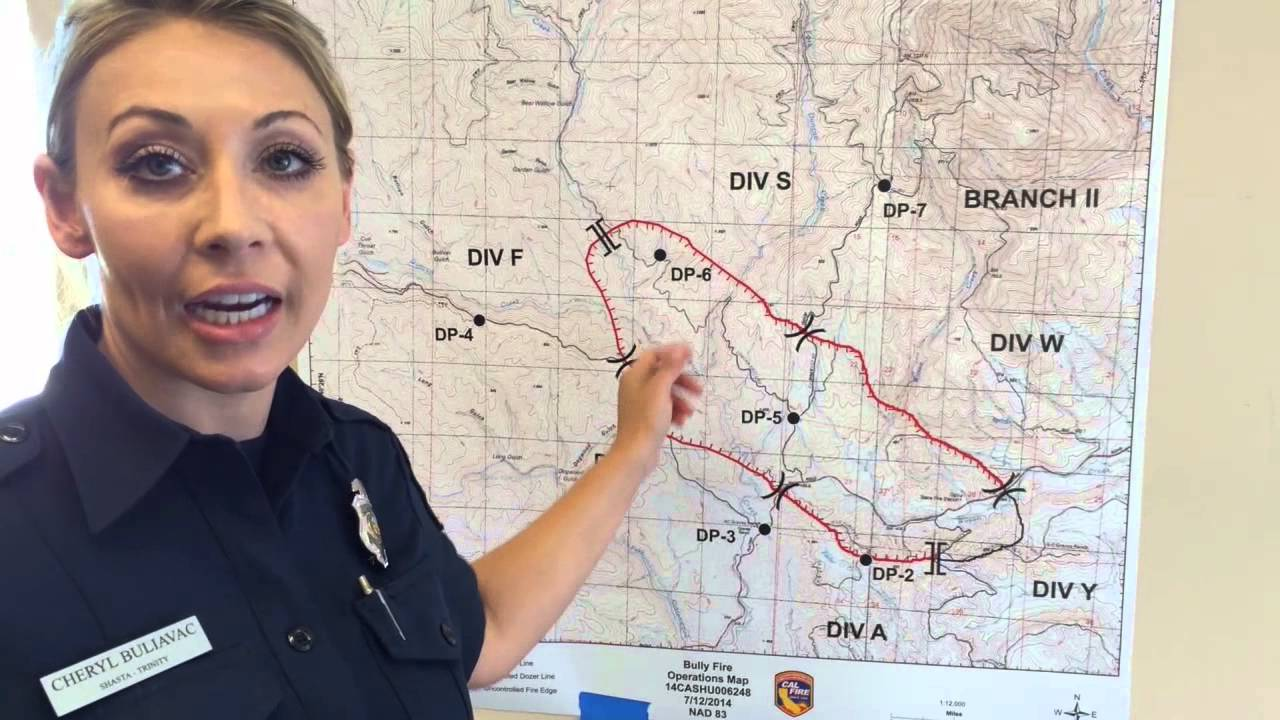 Cal Fire Map Explained YouTube - Calfire fire map