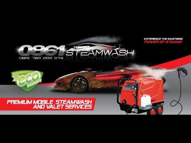 0861STEAMWASH - BMW a Durashine Technologies Steam Wash Franchise
