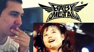 BABYMETAL - Road Of Resistance RSR REACTION!