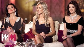 Top 10  Most Loved Real Housewives
