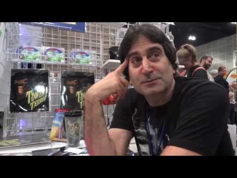 Mark Silverman : The Voice of The Twilight Zone Tower of Terror, Comikaze Expo