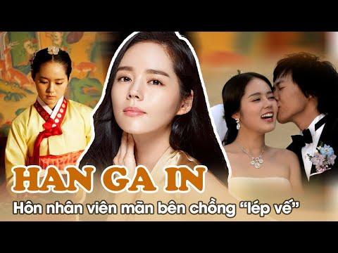 """Han Ga In: Mỹ nhân Mặt trăng Ôm Mặt trời và hôn nhân viên mãn bên chồng """"lép vế""""   Thông tin phim tổng hợp 1"""