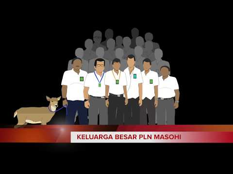 PERPISAHAN !!!  MANAGER AREA PLN MASOHI 1st GENERATION (FULL)!!