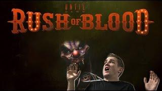 F#$KING CLOWNS! - Until Dawn: Rush of Blood (PSVR)