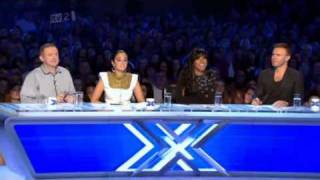 """The Xtra Factor - """"Louigiano Paals"""" Audition (X Factor Auditions 2011)"""