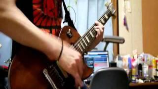 黒歴史にまみれた青春時代によく聴いていた曲をギターで弾いてみました...