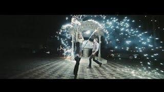 Весільне відео з фаєр(вогняне) шоу.Театр вогню