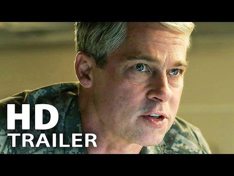 WAR MACHINE - Trailer 2 (2017)
