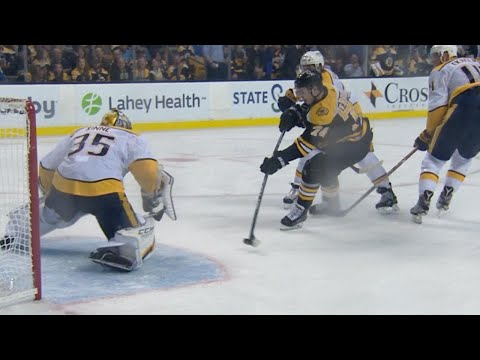 10/05/17 Condensed Game: Predators @ Bruins