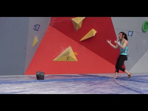 Climbing Rage Is a Girl's Best Friend | Alex Puccio's Road to the Top, Ep. 2