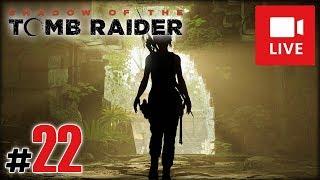 """[Archiwum] Live - Shadow of the Tomb Raider! (8) - [1/3] - """"Wspinaczka i nowy strój"""""""