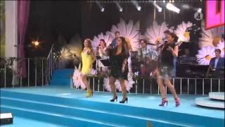Lotta Engberg, Charlotte Perrelli och Kristin Amparo - Allsång - Lotta på Liseberg (TV4)