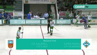 Calafell Esportiu | CP Calafell 6 - 3 CP Vilafranca