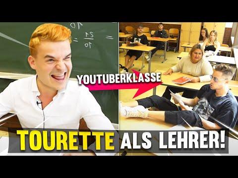 Tourette als Lehrer  (Teil 1)