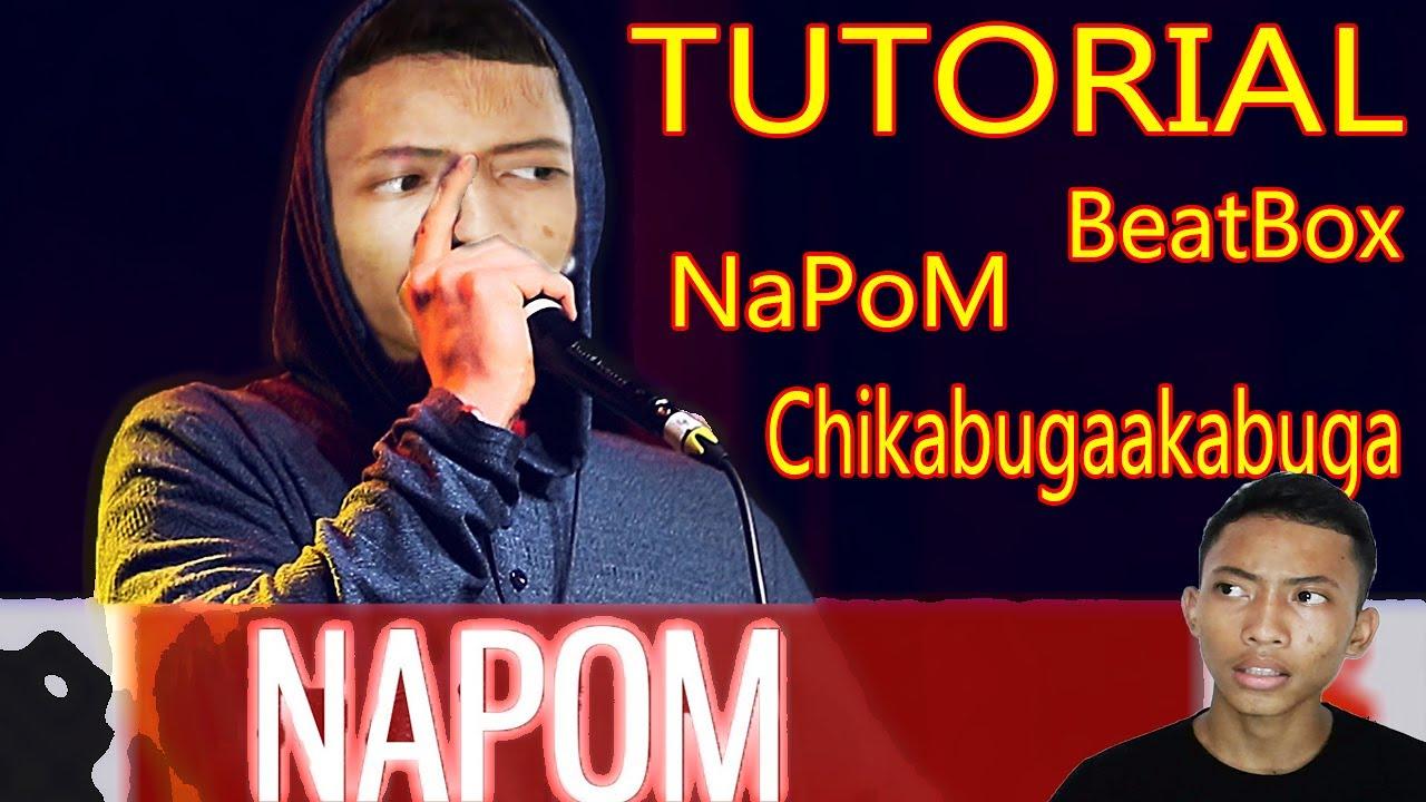 "Tutorial How To Beatbox ""NaPoM Pattern Chikabugaakabuga"