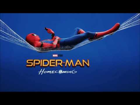 Spider-Man Homecoming Soundtrack - Spider Man Complete Theme