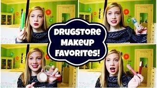 Drugstore Makeup Favorites! Thumbnail
