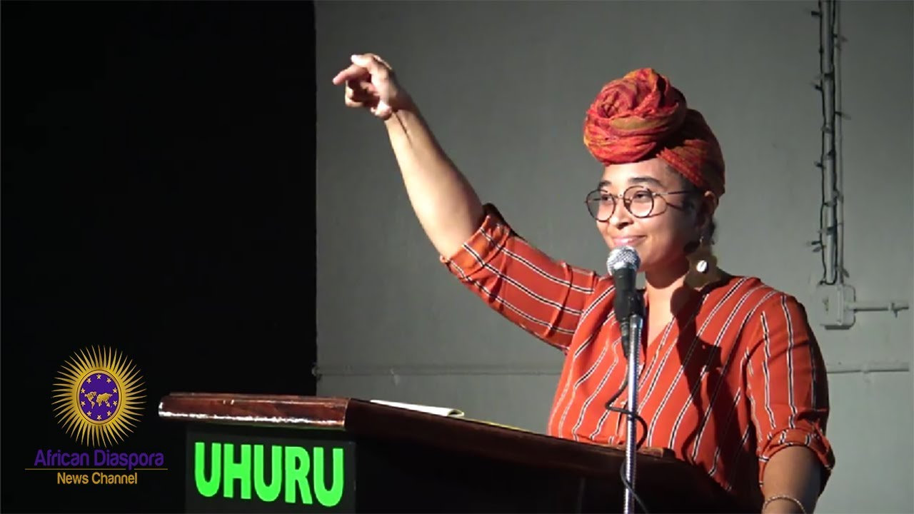 Eritha Akile Cainion-Your Position On Reparations Informs Everything You Stand For