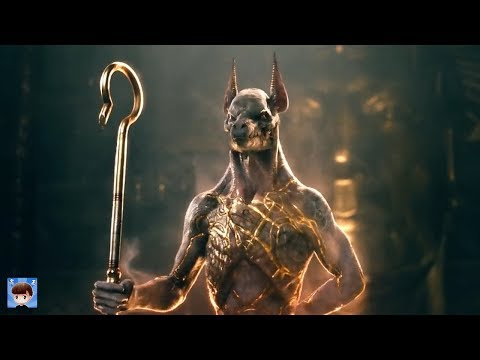 10個最強古埃及神話的神明