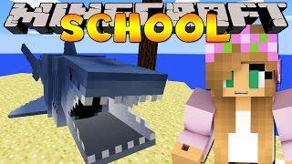 Minecraft School : JAWS - SHARK FIELD TRIP!