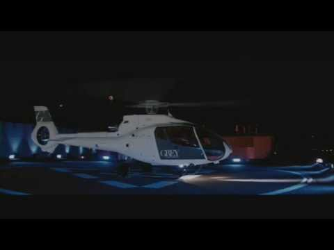 Fifty Shades of Grey - Helicopter scene