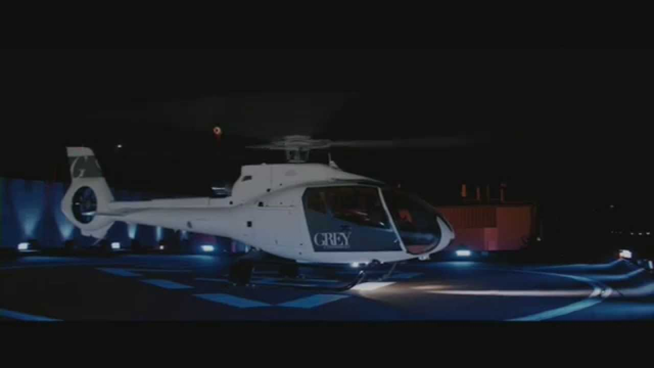 Fifty Shades Of Grey Helicopter Scene YouTube