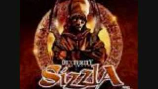 SIZZLA- PUSH IT(raw)(new 2008 december)(seld defence riddum)