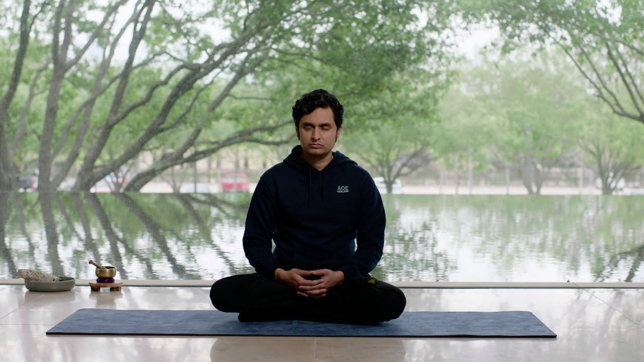TRAILER: Learn Dr. K's Approach to Meditation