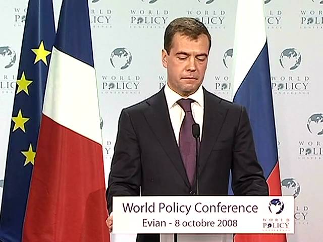 Dmitry Medvedev - Closing Session Part 3