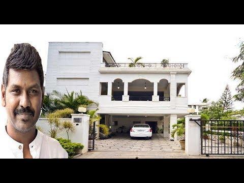 Raghava Lawrence Luxury Life | Net Worth | Salary | Business | Cars | House | Family | Biography