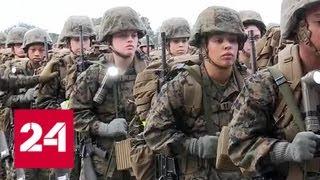 Повышение по службе только через секс: в американской армии разразился скандал - Россия 24