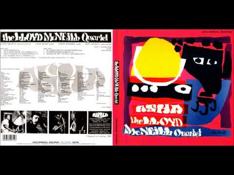 Asha - Lloyd Mcneill (1969) [Full Album]