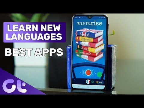 Top 5 Cool Apps To Learn Foreign Languages In 2019   Guiding Tech
