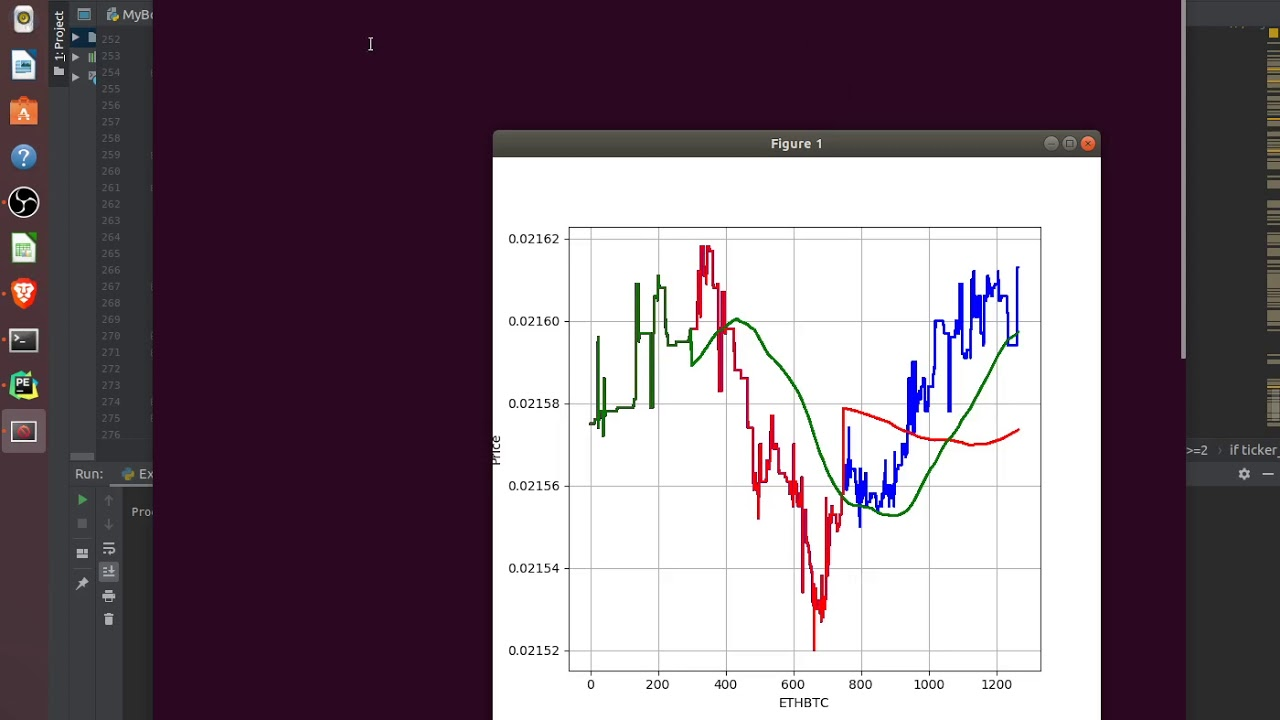 hitbtc python trading bot