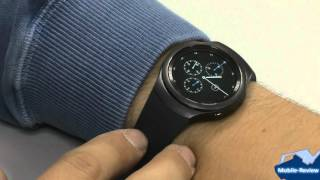 Видеообзор Samsung Gear S2