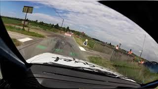 ONBOARD / Rallye du Marquenterre 2019 / ES 3 / Team Auto Sport
